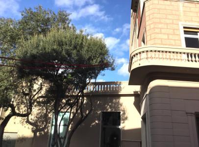 App. 1 Facciata e balcone Via Garibaldi